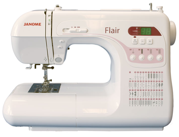 sewing machine school